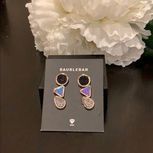 3 Pairs of BaubleBar Earrings. NWT